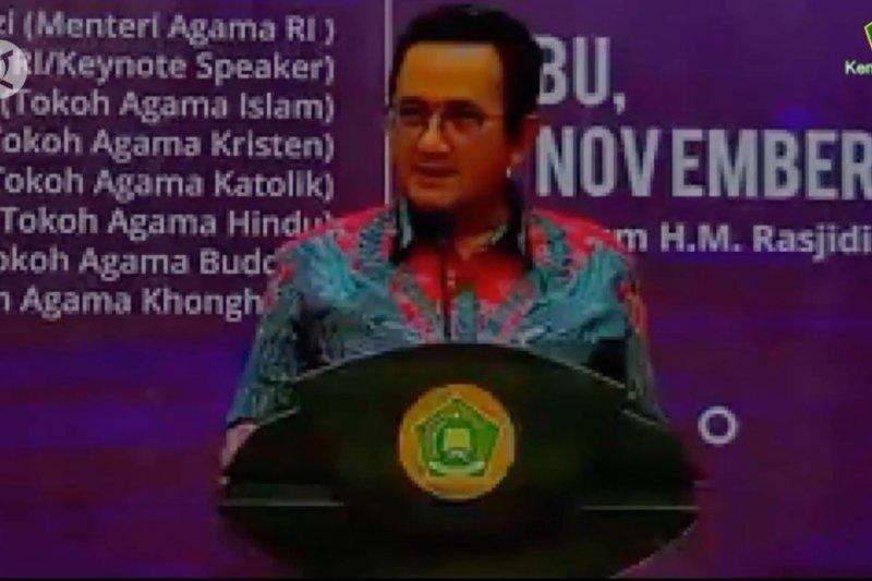 Kemenlu : dialog lintas agama beri citra positif diplomasi Indonesia