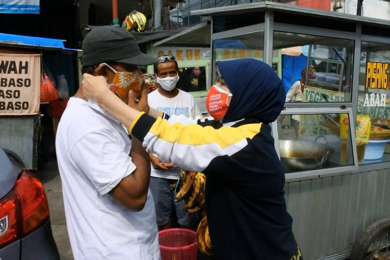 Peringati HKN, Dinkes Tangerang gencarkan sosialisasi 3M ke warga