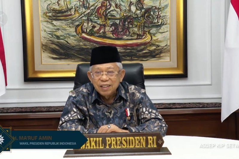 Ucapkan milad ke-108, Wapres sampaikan harapan untuk Muhammadiyah