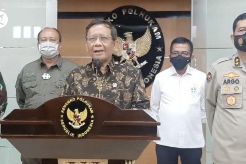 Menko Polhukam tegaskan pemerintah tingkatkan keamanan di Sigi