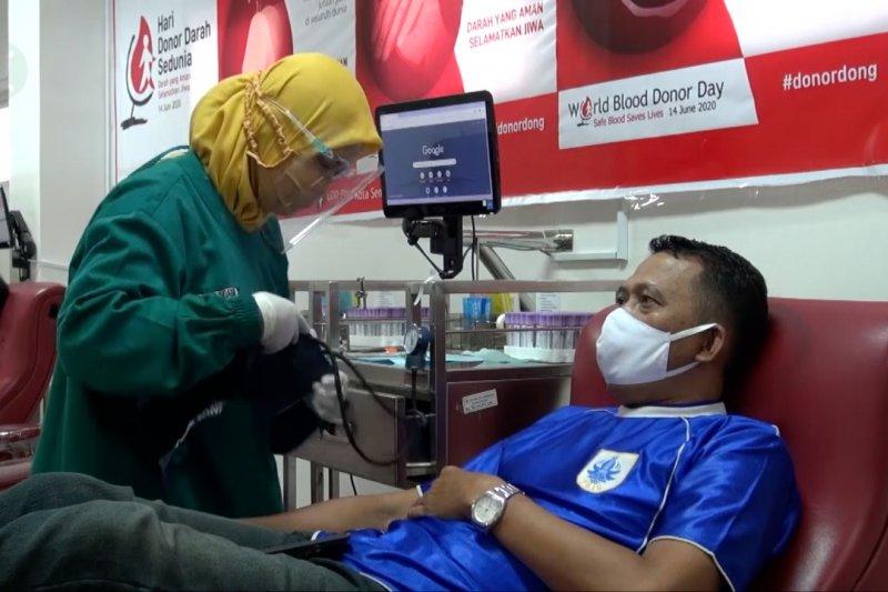 PMI Semarang dorong penyintas COVID-19 donor plasma konvalesen