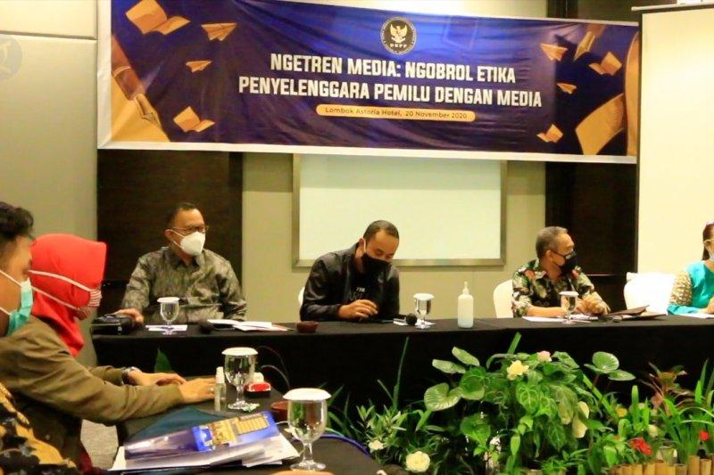 DKPP minta paslonmanfaatkan medsos untuk kampanye