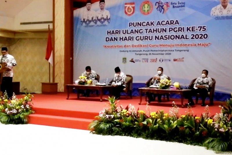 Pemkot Tangerang kaji penyelenggaraan tes usap bagi para guru