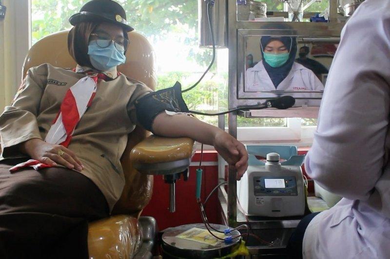 PMI pastikan donor darah aman di masa pandemi