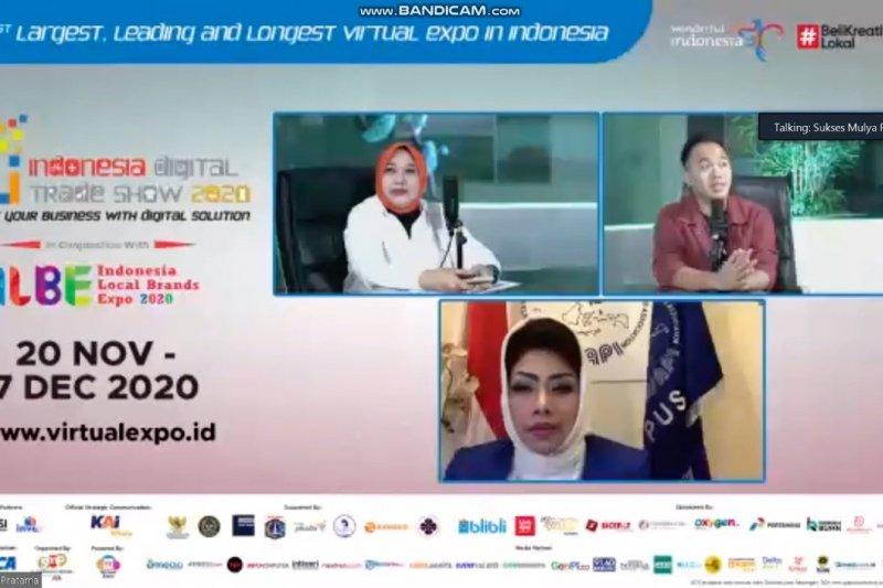 Indonesia Local Brands Expo dimulai 20 November 2020