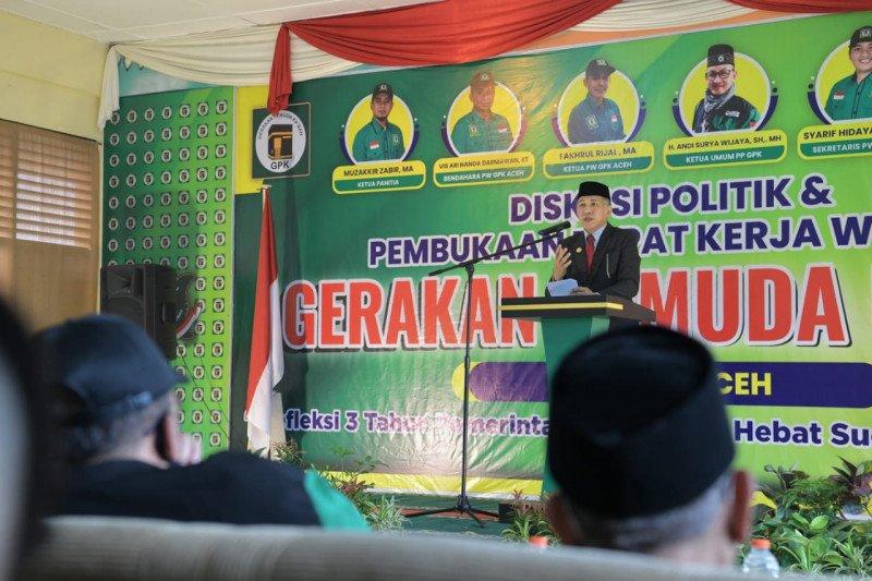 """""""Aneuk"""" muda Aceh diajak membangun Nanggroe"""