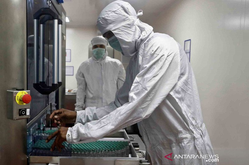 Afrika Selatan beli vaksin AstraZeneca dengan harga lebih mahal