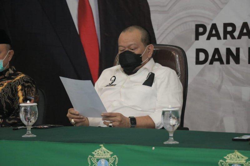 Ketua DPD dorong masyarakat beri masukan turunan UU Cipta Kerja