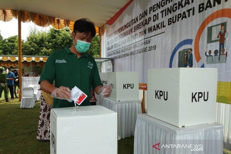 KPU Bantul ingatkan KPPS agar dirikan TPS dapat diakses disabilitas