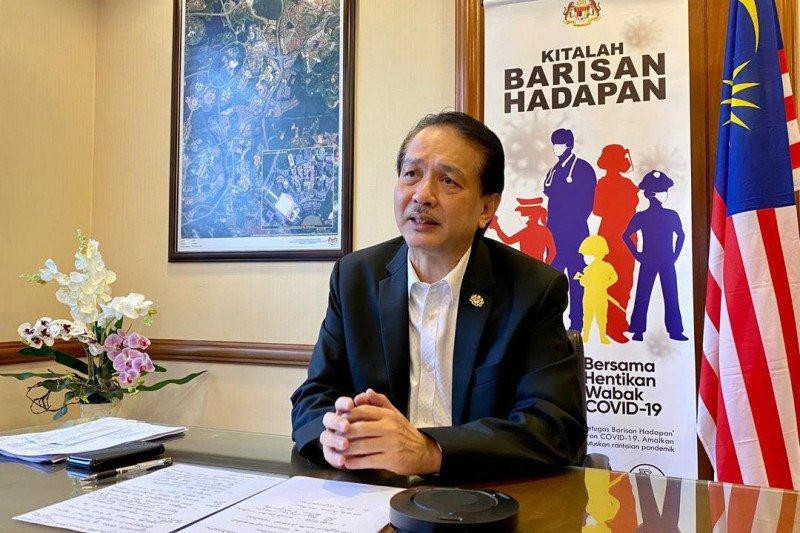 Malaysia catatkan 1.472 kasus harian COVID-19