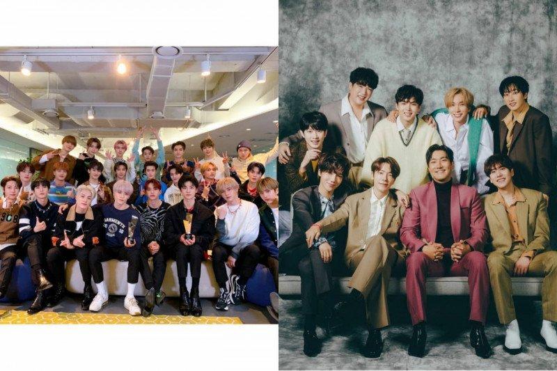 Desember ini, NCT hingga Super Junior siap