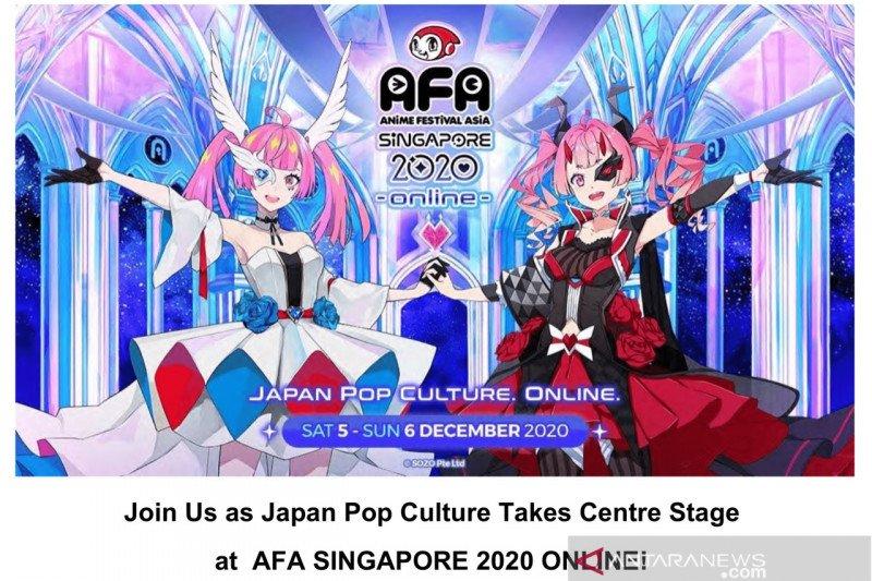 AFA Singapore 2020 Online digelar secara daring dan gratis