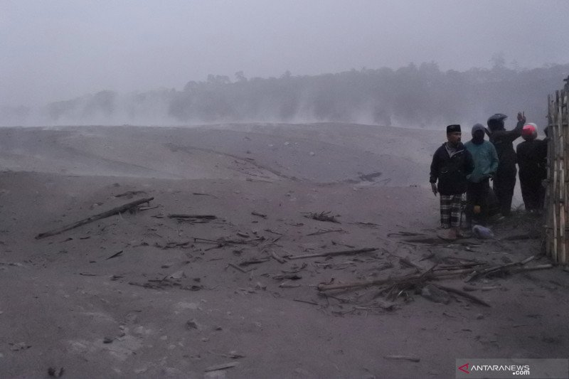 BPBD sebut banjir lahar dingin Semeru masih terpantau aman
