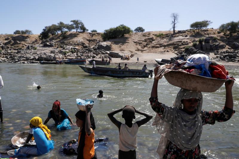 AS desak Ethiopia akhiri kekerasan di Tigray dan lindungi warga sipil