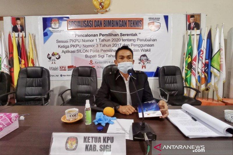 KPU Sigi upayakan keamanan warga Desa Lembantongoa salurkan hak pilih