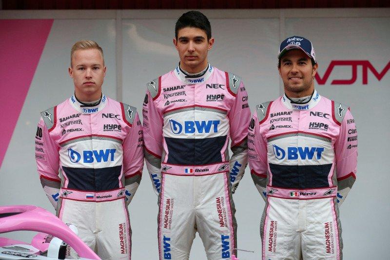 Nikita Mazepin akan membalap untuk Haas di F1 2021