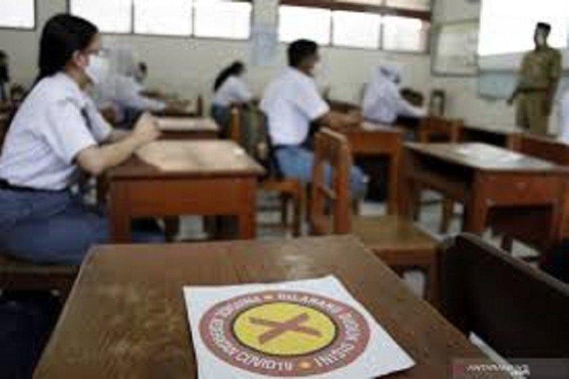Pemerintah mengizinkan pembelajaran tatap muka, tidak mewajibkan