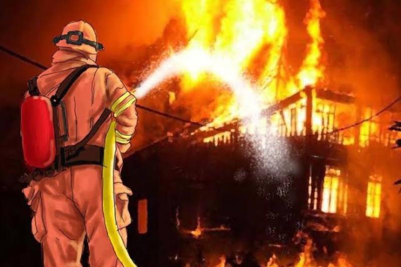Sedikitnya 27 tewas dalam kebakaran di RS COVID-19 Baghdad
