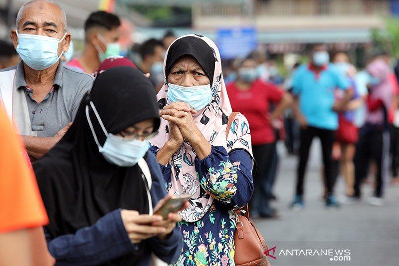 Malaysia nyatakan kasus COVID-19 impor ganggu pelayanan kesehatan