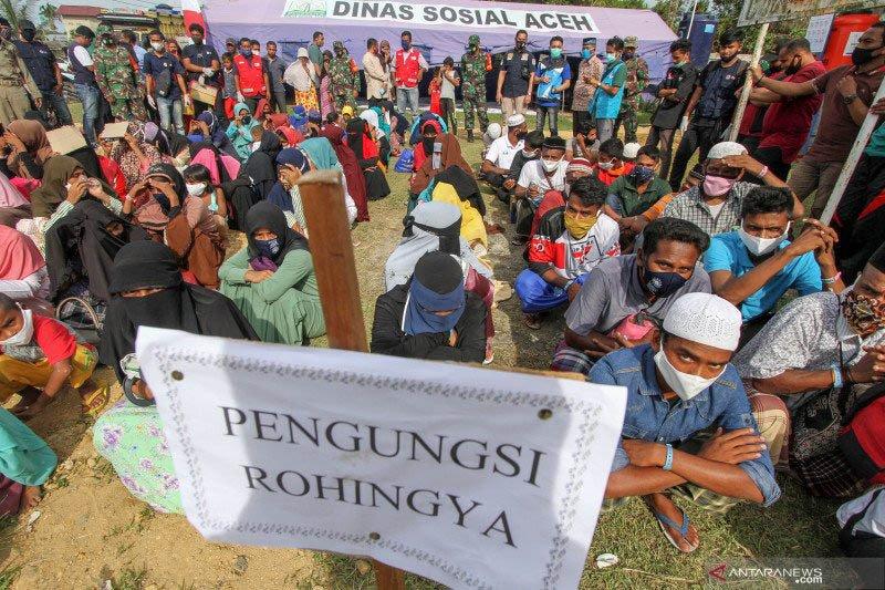 Polda Aceh: Dua DPO penyelundup imigran Rohingya kabur ke Malaysia