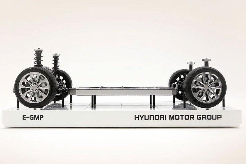 Mulai 2021, mobil listrik Hyundai gunakan teknologi E-GMP