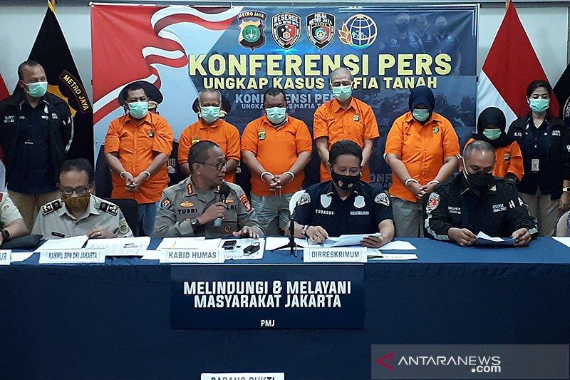 Kejaksaan minta polisi kejar DPO mafia tanah