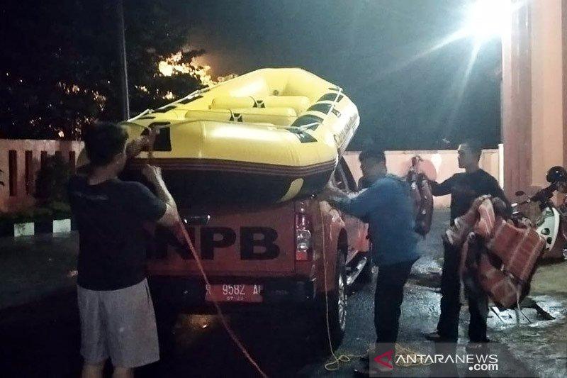 BPBD Banjarnegara kirim perahu karet ke lokasi banjir Purbalingga