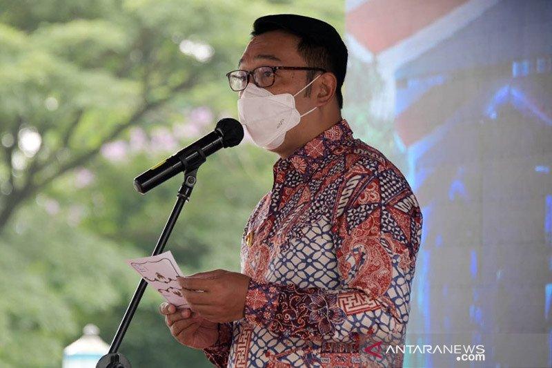 Ridwan Kamil: Dana DIPA dimaksimalkan untuk Penanganan COVID-19