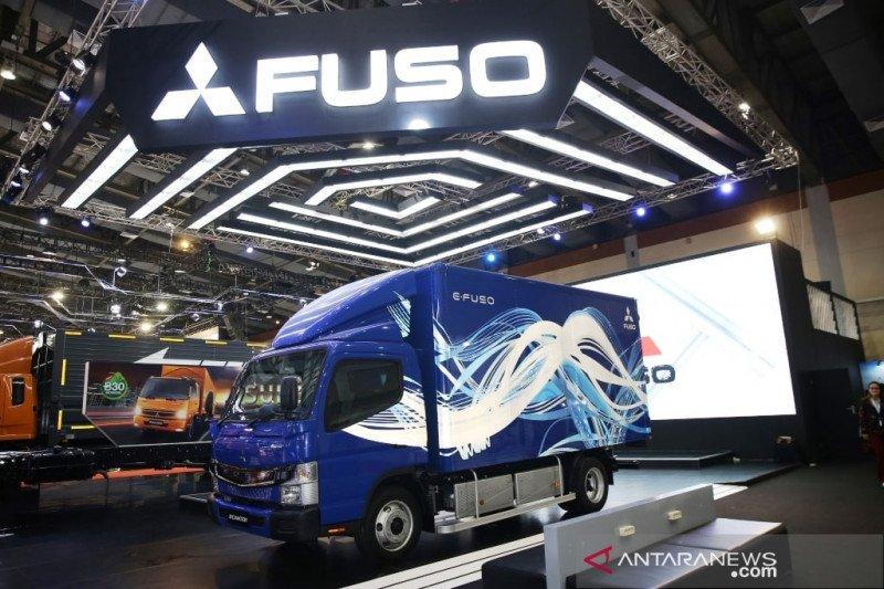 50 tahun Fuso Indonesia, berinovasi dari Colt menuju eCanter listrik