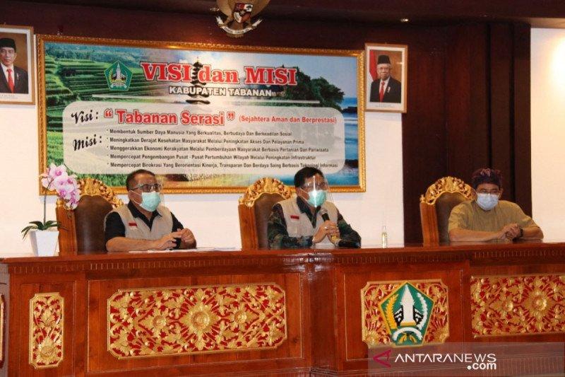 238 mahasiswa Poltrada di Tabanan positif COVID-19