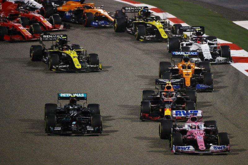 Tanpa Hamilton, GP Sakhir hadirkan tantangan baru