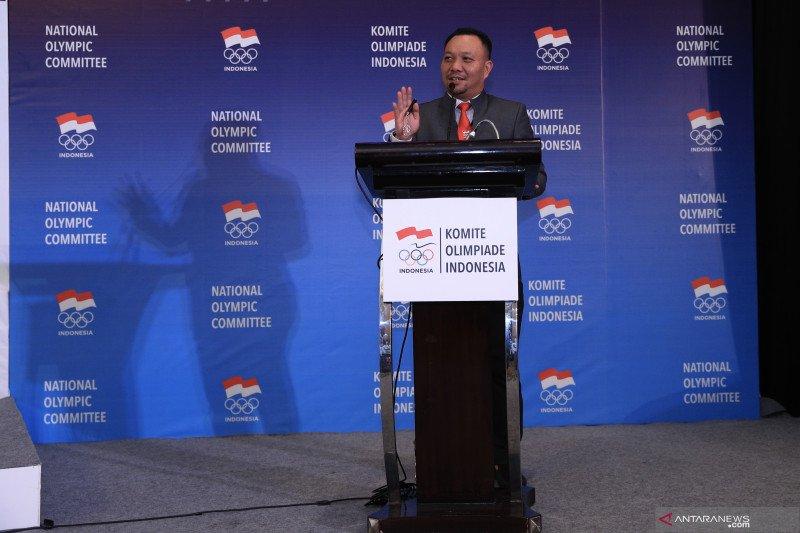 KOI gandeng Li-Ning untuk apparel kontingen Indonesia