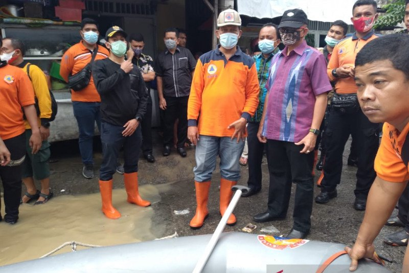 Pemkot Medan imbau warga kota siaga banjir