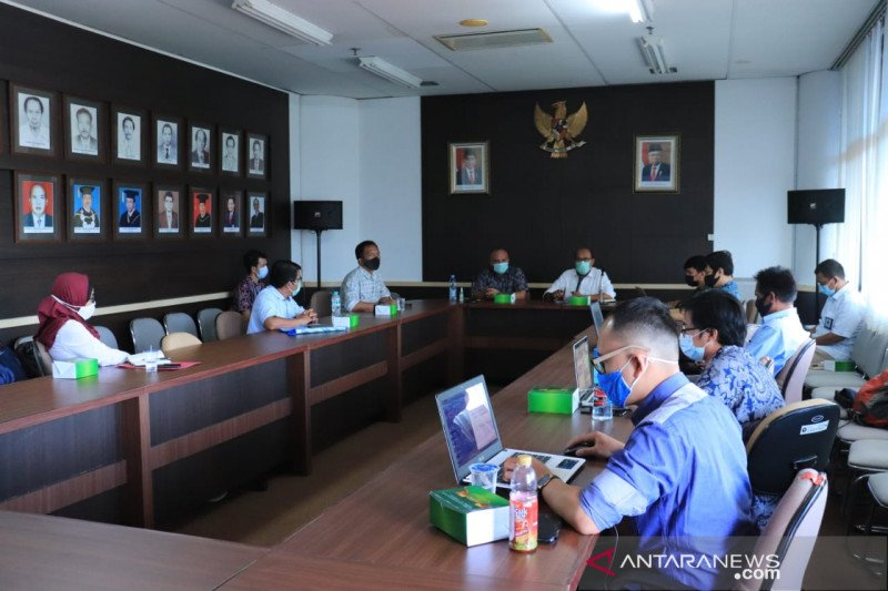 LPPM IPB University dan Tapanuli Utara bahas Data Desa Presisi