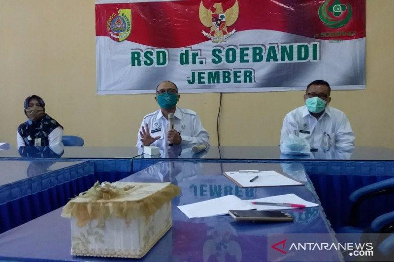 Tiga dokter kandungan RSD dr Soebandi Jember terpapar COVID-19