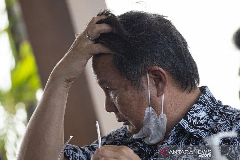 Prabowo Subianto merasa dikhianati Edhy Prabowo