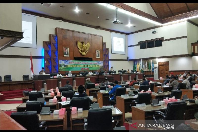 DPRA: Menteri ATR/BPN sambut baik rancangan qanun pertanahan Aceh