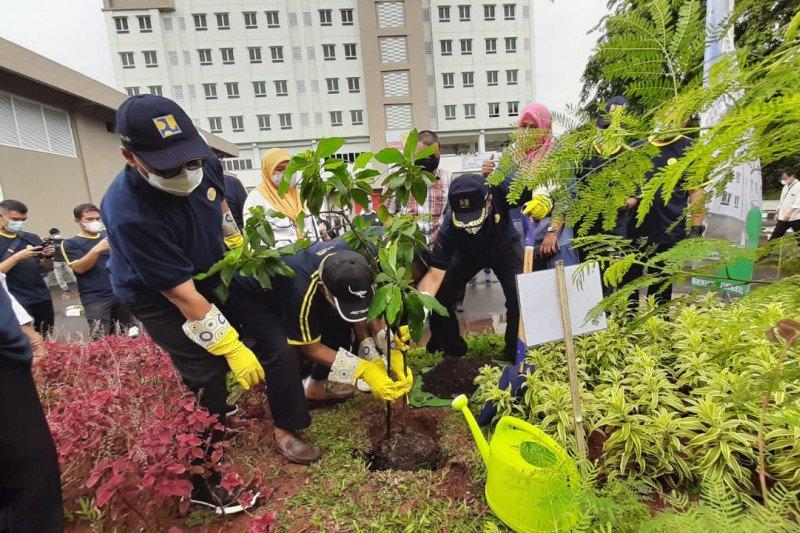 Pandemi, kebijakan sektor perumahan berdasarkan prinsip ekonomi hijau