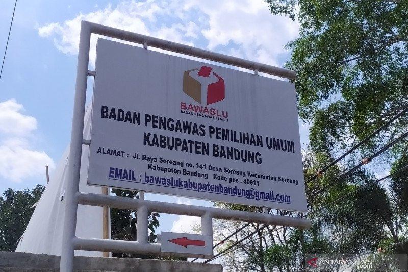 Bawaslu Kabupaten Bandung: 51 petugas terkonfirmasi positif COVID-19