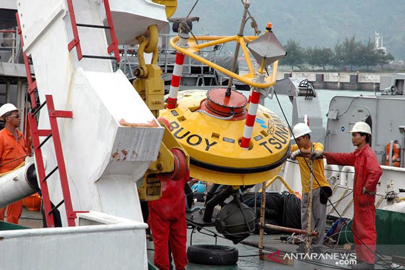 BPPT pasang dua buoy untuk peringatan tsunami