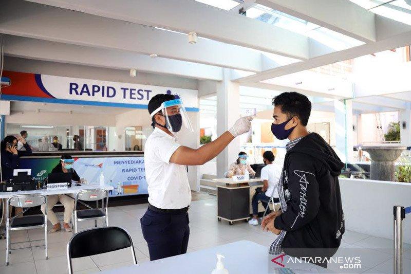 AP I pastikan protokol kesehatan bandara saat libur Natal-Tahun Baru