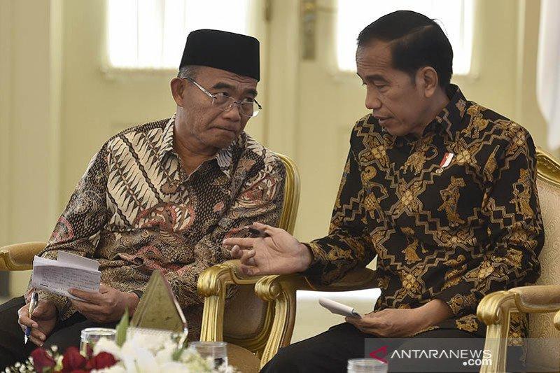 Presiden Jokowi tunjuk Menko PMK sebagai Pjs Mensos