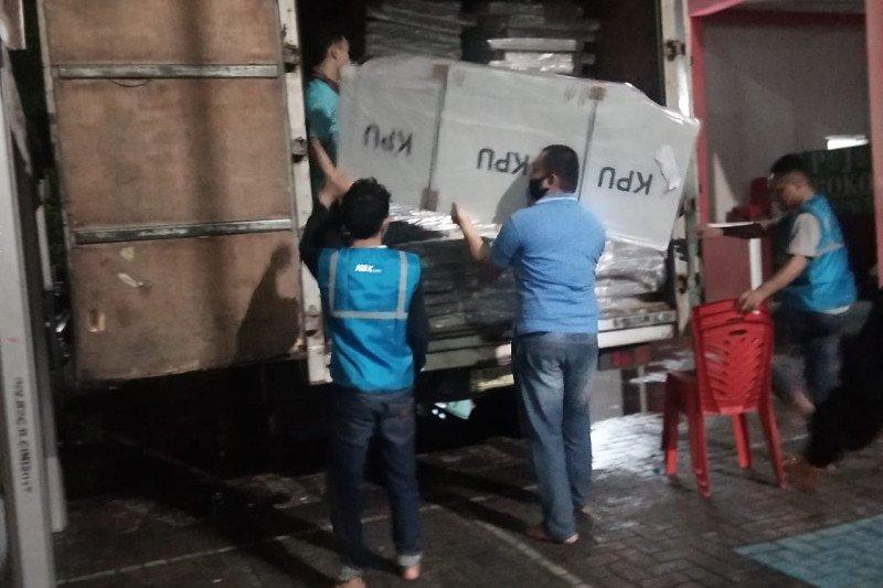 KPU Makassar gunakan anggaran COVID-19 senilai Rp23 M untuk pilkada