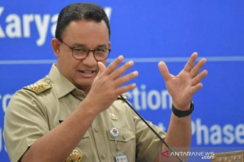 Anies: Media garda terdepan edukasi penanganan COVID-19