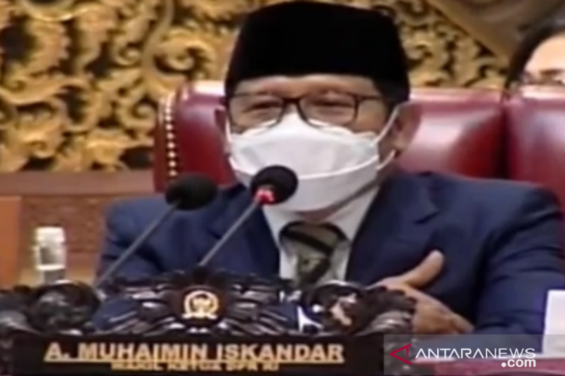 Muhaimin Iskandar: Sekjen PKB akhirnya jadi anggota DPR