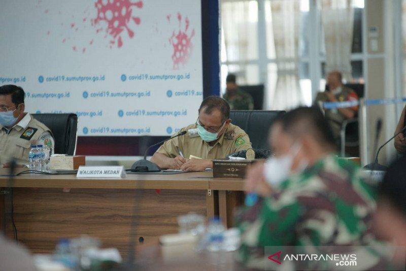 Pemkot Medan siaga antisipasi banjir usai rendam 10 kecamatan