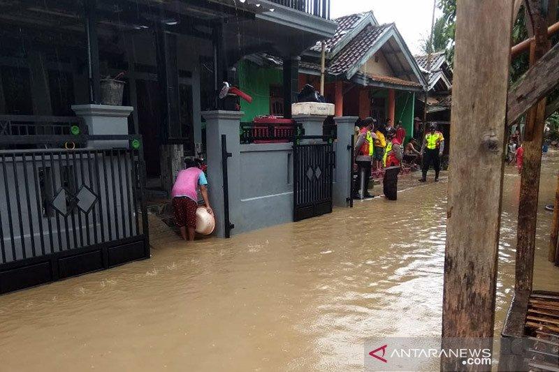 Banjir di Lebak meluas hingga 18 kecamatan