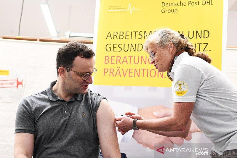 Menkes Jerman nyatakan gelombang ketiga pandemi telah dipatahkan