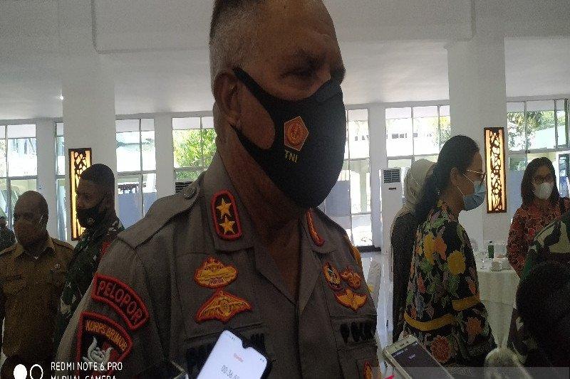 Situasi kamtibmas jelang pencoblosan di Papua relatif kondusif