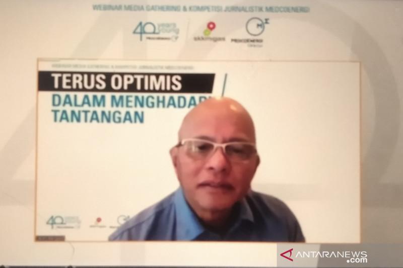 Hilmi Panigoro fokuskan Medco Power kembangkan listrik berbasis EBT